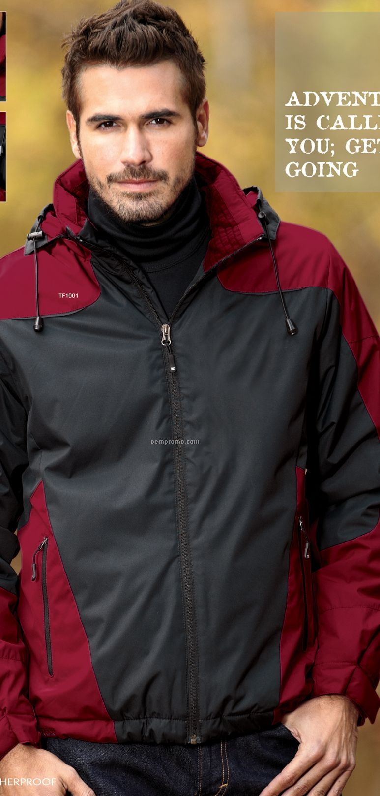 Weatherproof Adult 32 Degrees Charger Jacket