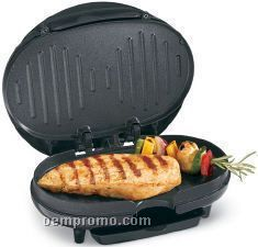 """9.61""""X5.08""""X7.49"""" Compact Grill"""