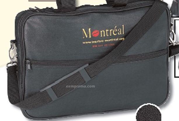 Koskin/ Pvc Expandable Business Bag