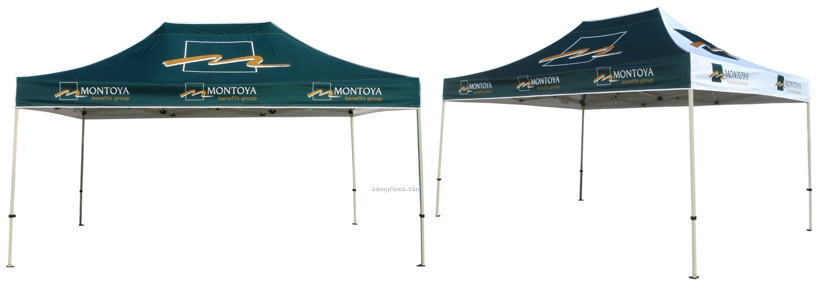 10x15 pop up canopy tent w steel frame digital china for Steel frame tents