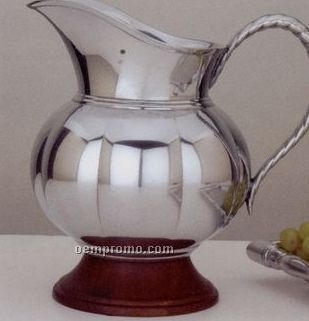 Bannister Collection 2 Quart Water Pitcher