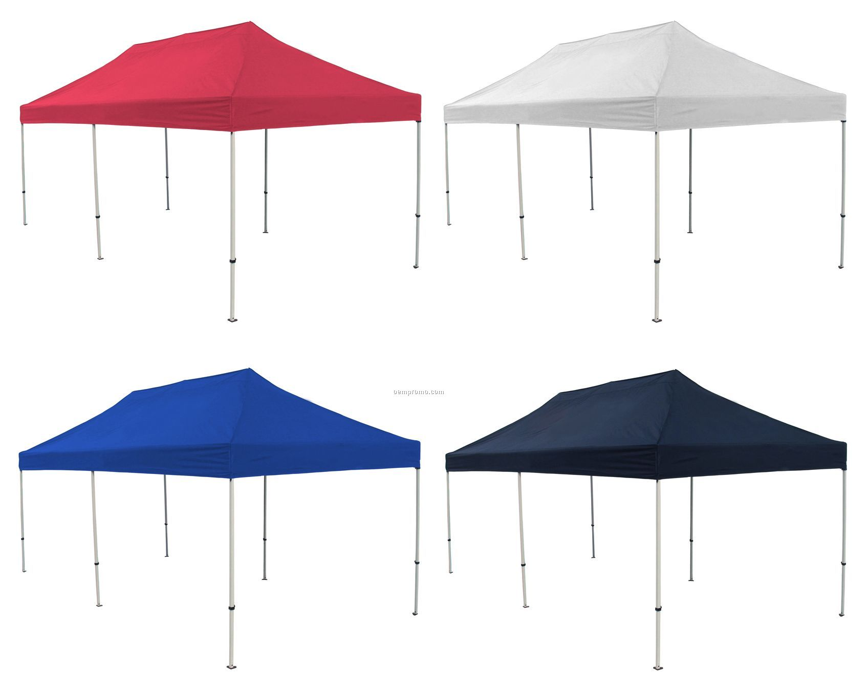10x20 Pop Up Canopy Tent W/ Aluminum Frame (No Art),China Wholesale ...