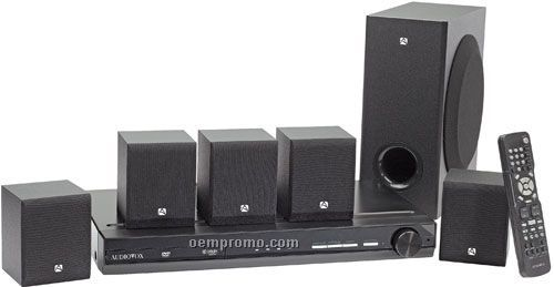 Audiovox Dv1202 5.1 Home Theater System