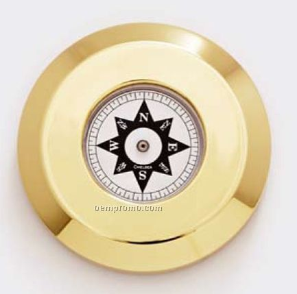 Chart Weight Compass In Nickel