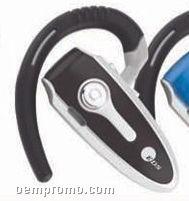 Bluetooth Ergonomic Rubber Wireless Headset
