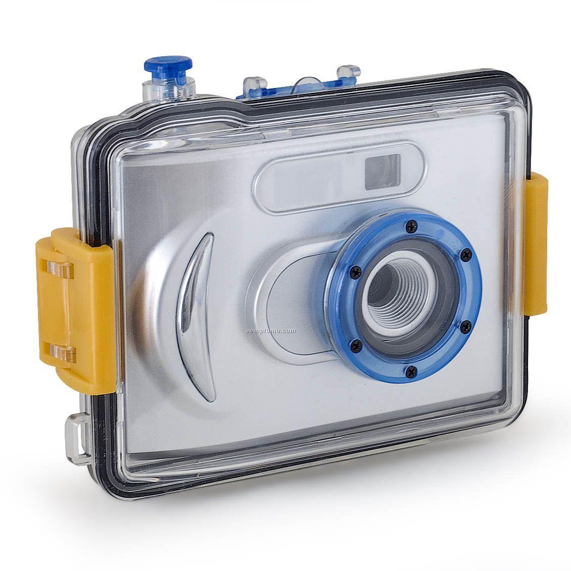 Cobra Digital 3-in-1 Digital Camera & Under Water Case