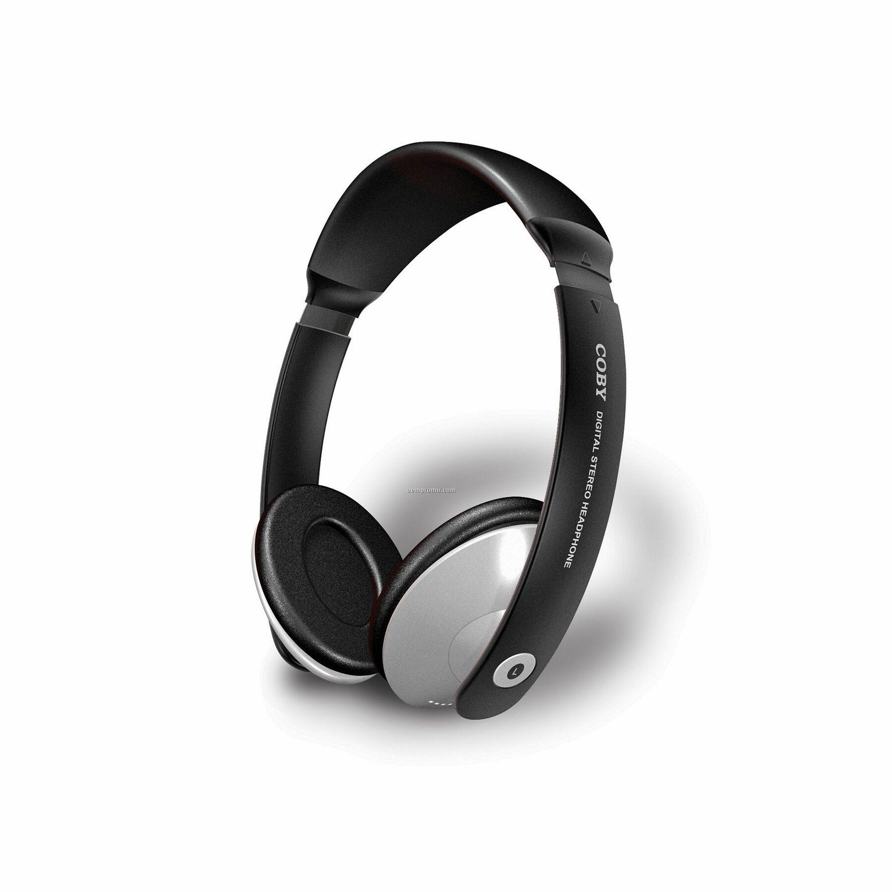 Deep Bass Stereo Headphones