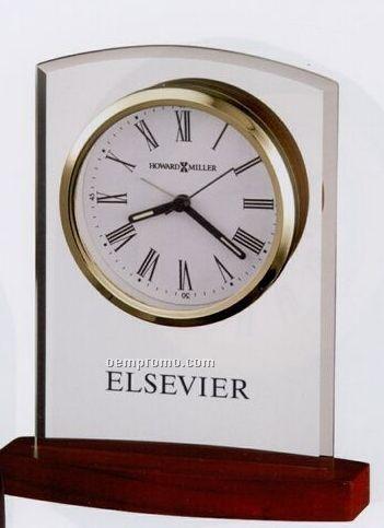 Howard Miller Marcus Alarm Clock ( Blank)
