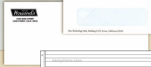 #10 Regular Envelopes (Black Ink Imprint)