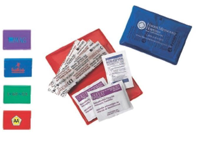 Dartmouth Translucent Vinyl First Aid Kit