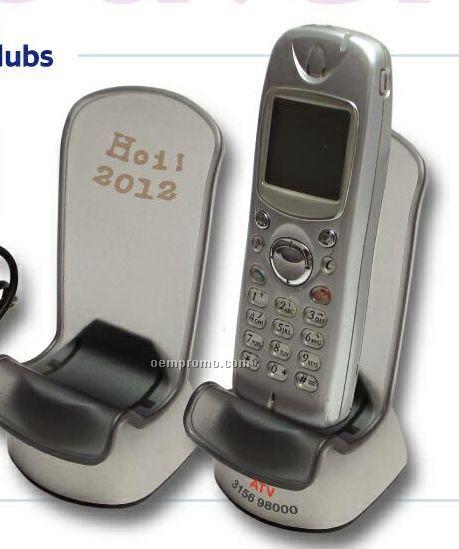 Mobile Phone Holder W/ 4 Port USB Hub (2.0 Version)