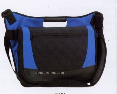Shoulder Polyester Briefcase (1 Color)
