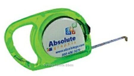 Carabiner Domed Tape Measure