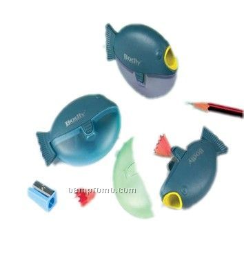Fish Shape Pencil Sharpener