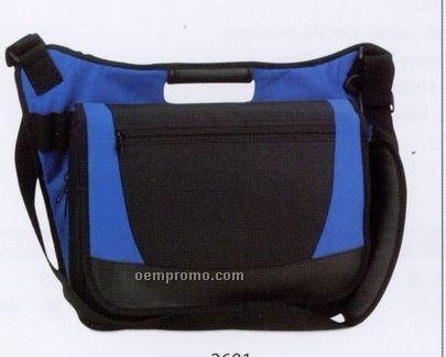 Shoulder Polyester Briefcase (Blank)