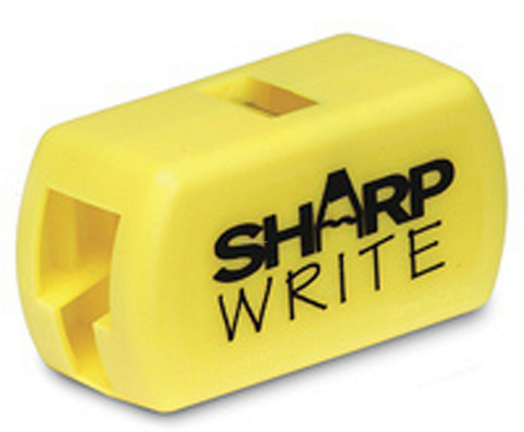 Carpenter's Pencil Sharpener