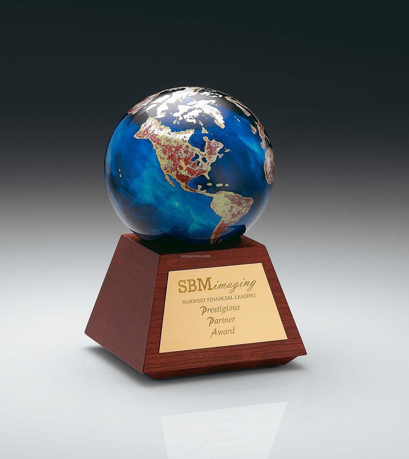 Jaffa Atlas Globe Award