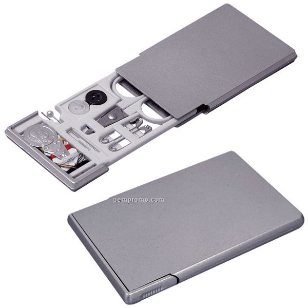 "Travel Sewing Kit (3.5""X2""X0.25"") (Blank)"