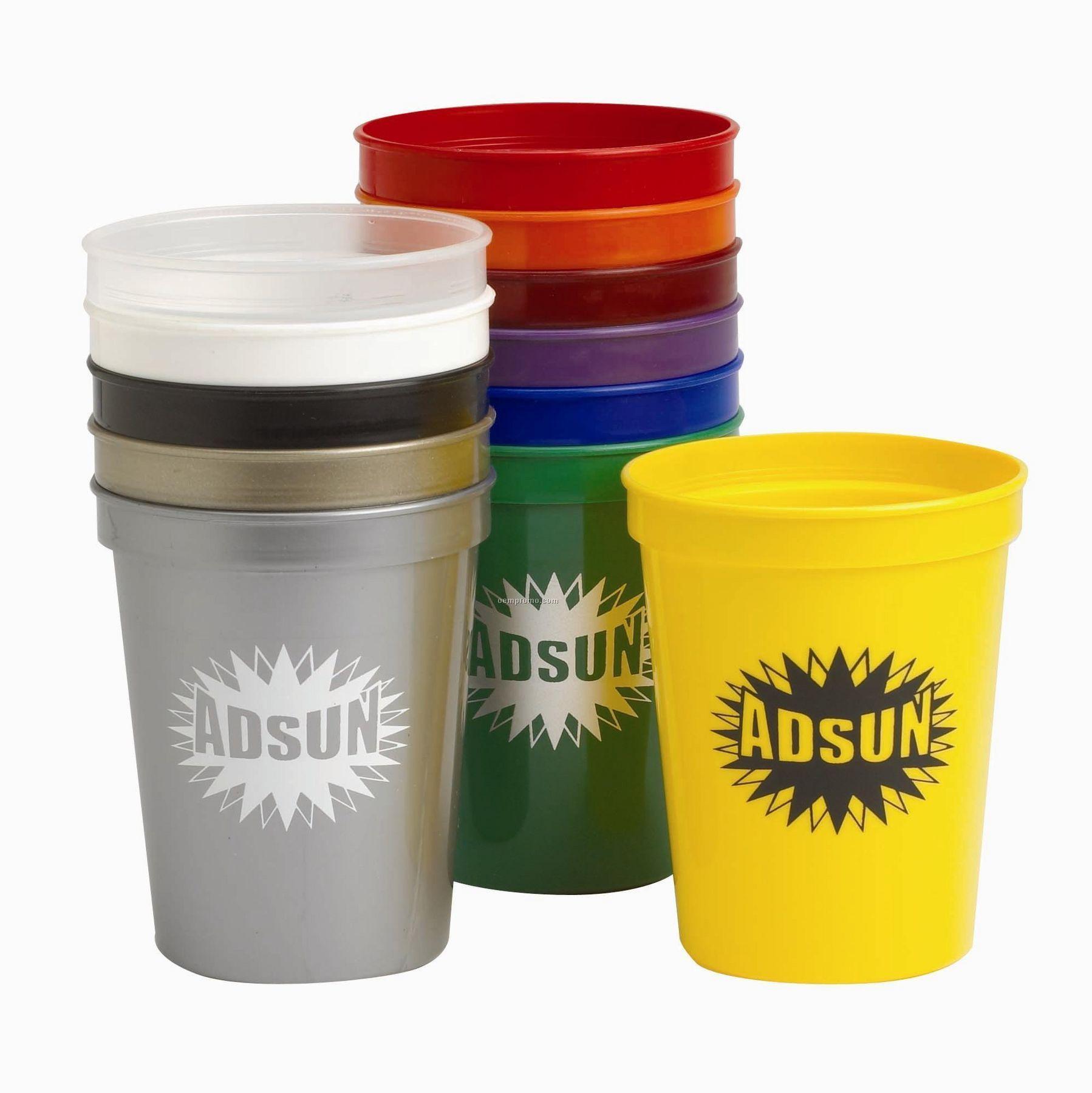 17 Oz. Plastic Stadium Cup