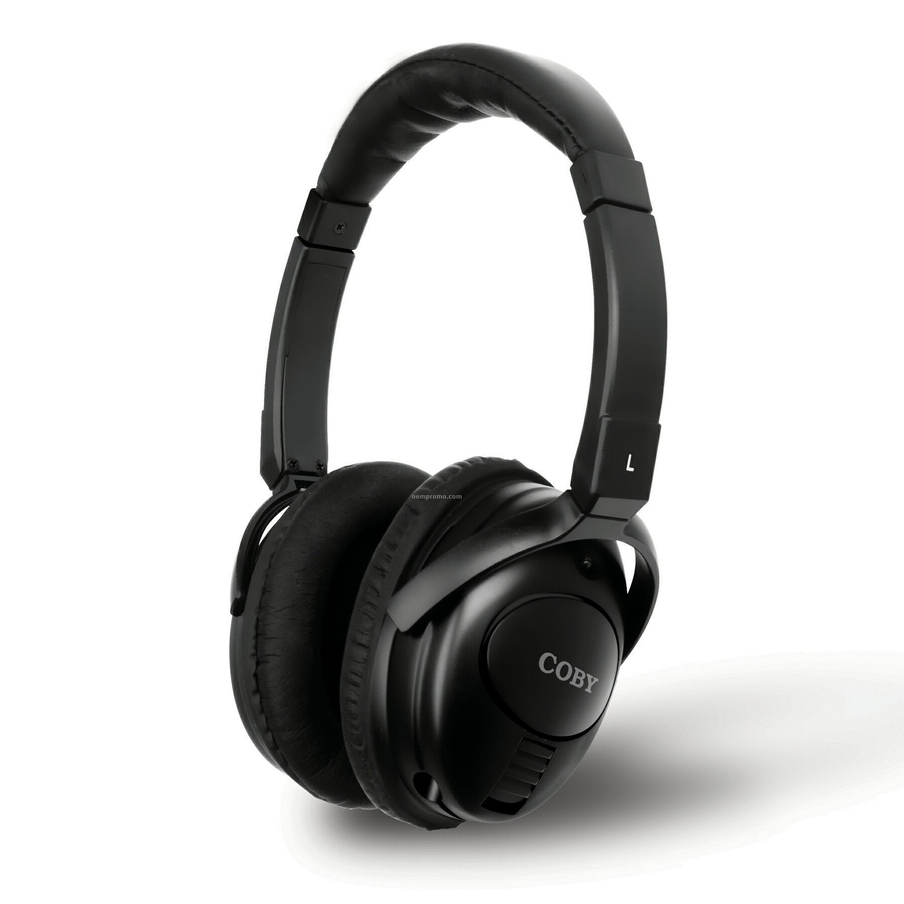 Noise-canceling Stereo Headphones