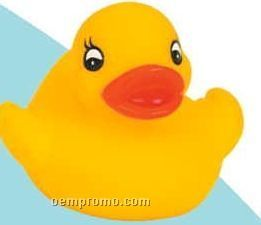 Rubber Son Duck