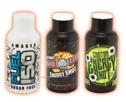 Custom Energy Drink - Shots (Sugar Free) Priority