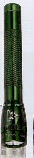 AA Mini Mag-lite Flashlight / Green
