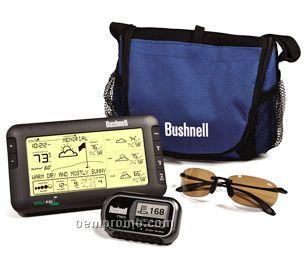Bushnell Golf Kit Gps, Sunglasses, Cooler Bag, Weather Station