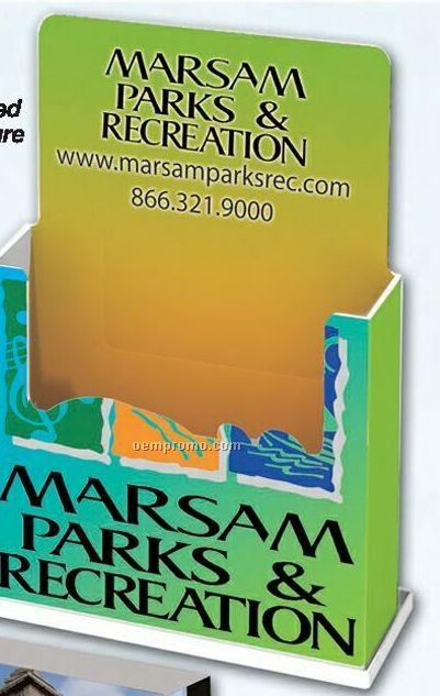 Custom Counter Brochure Holder