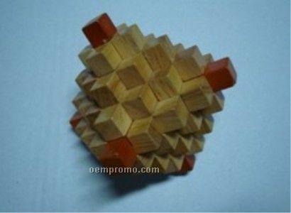 Wood Magic Ball
