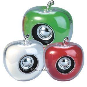 Mini Apple Shape Speaker