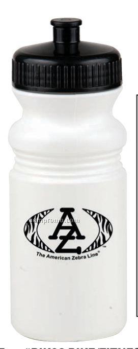 20 Oz. Bike Bottle - Frost/Tint