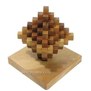 Pineapple Wooden Puzzle