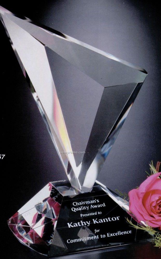 Pristine Gallery Crystal Genesis Award
