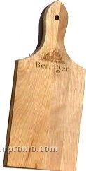 """French Bread Board (12""""X5""""X0.75"""" ) - Laser Engraved"""