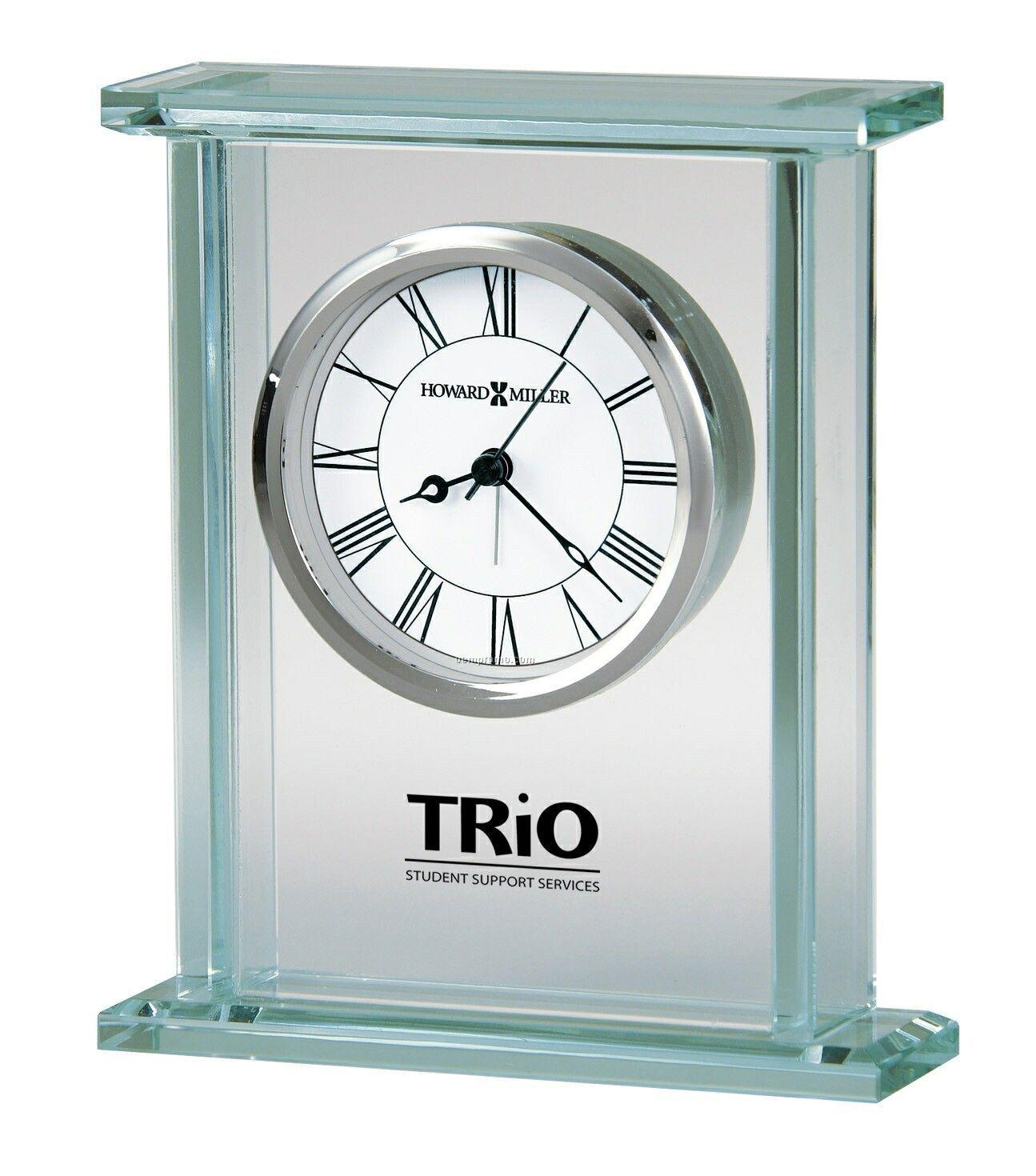 Howard Miller Cooper Corporate Gift Clock (Blank)