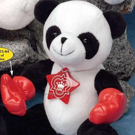 Q-tee Collection Stuffed Panda Bear
