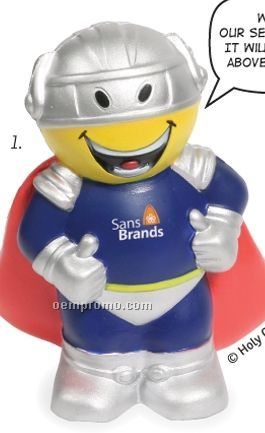 Talking Super Smiley Stress Toy