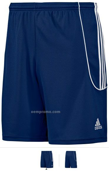 "A742127 Squadra II Men's Soccer Shorts 6.5"""