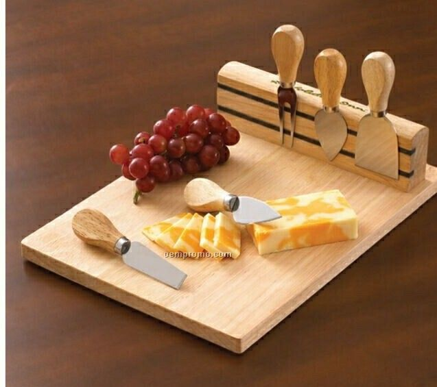 The Cheeser Traditional Cheese Set
