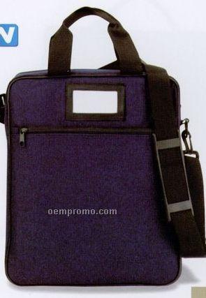 Vertical Briefcase (Blank)