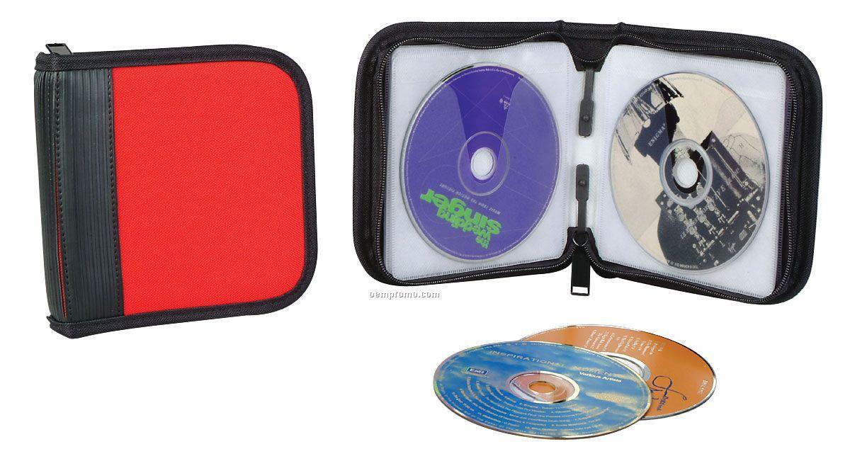 Bi-color 24 CD Holder
