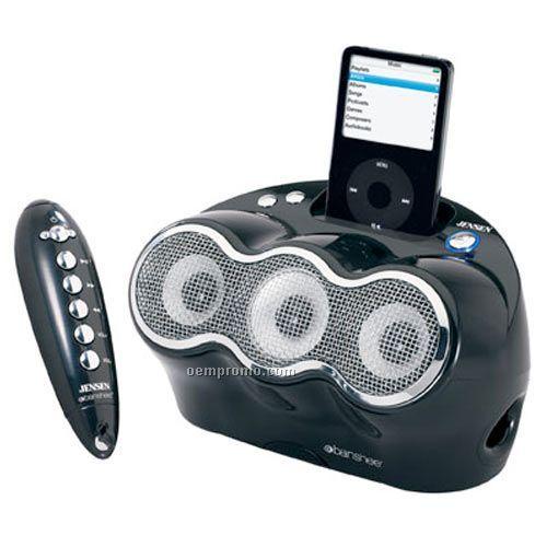 Jensen Jiss330 Docking Speaker Station For Ipod
