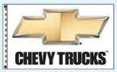 Stock Dealer Logo Flags - Chevy Trucks