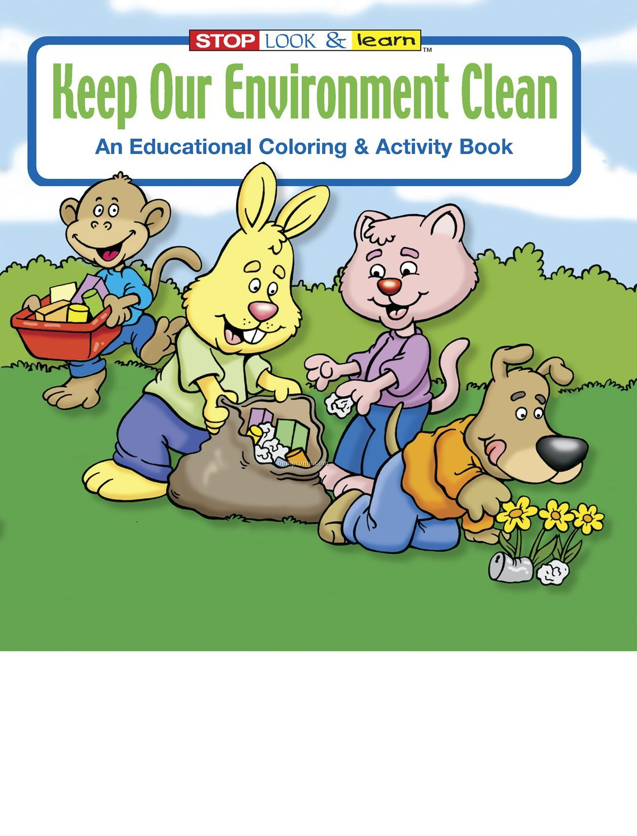 Let's save our environment essay