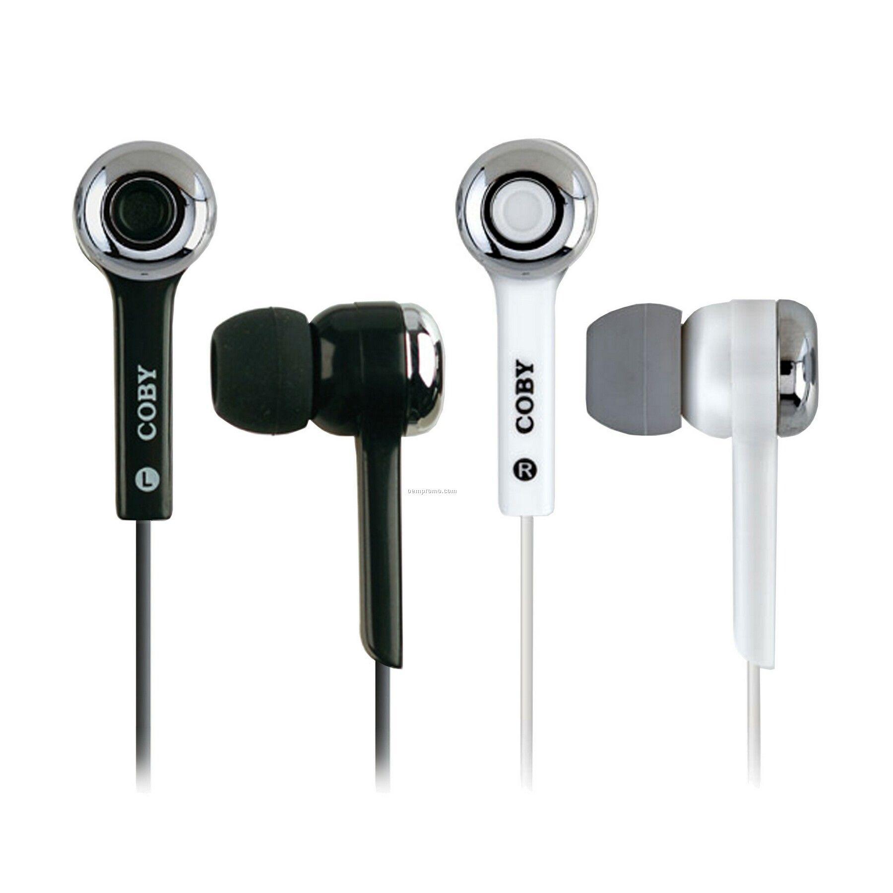 Isolation Stereo Earphones