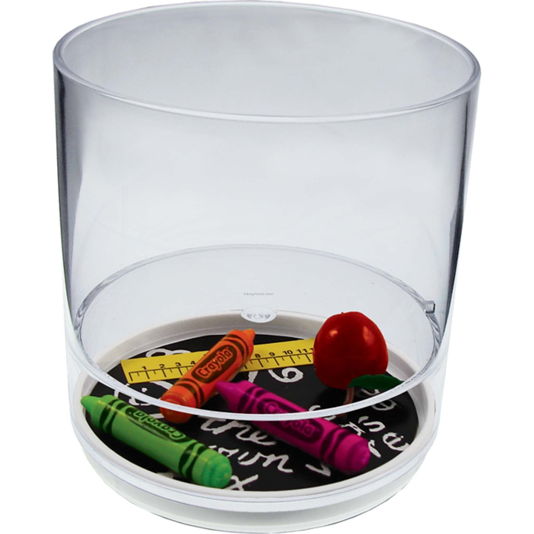 Teacher W/Class 12 Oz. Compartment Tumbler