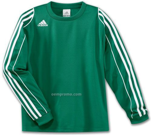 A745575 Squadra II Long Sleeve Youth Soccer Jersey