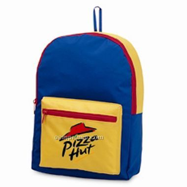 Children's Backpack - Small (Screen)
