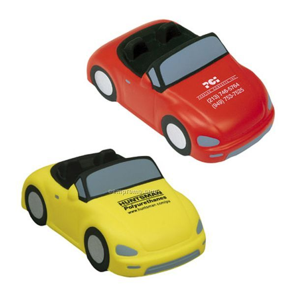 Convertible Car Squeeze Toy